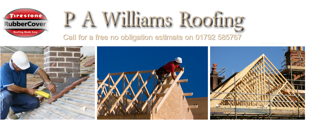 Roofer In Swansea